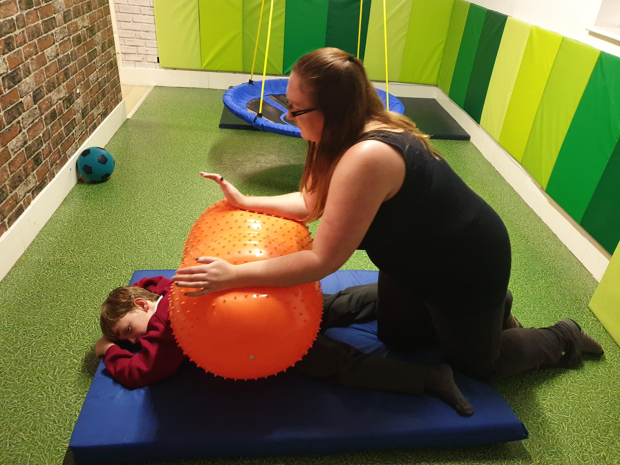 What does an Occupational Therapy Session involve?