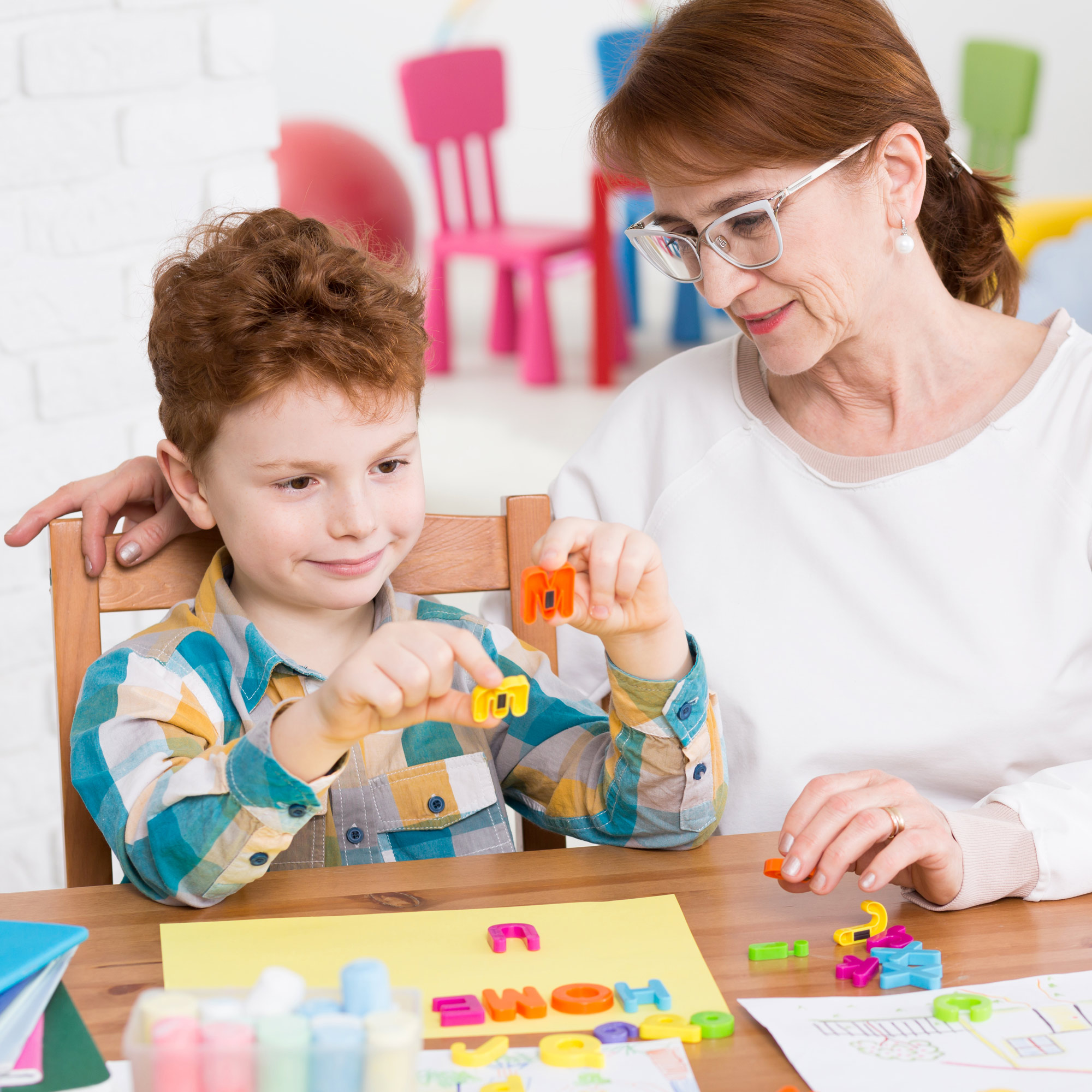 How does Occupational Therapy help Children with Autism?